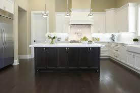 fautt homes kitchens two tone kitchen white shaker cabinets