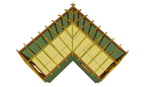 Gable Roof House Plans How To Build An L Shaped Roof Oulike Huise Pinterest Gable Roof