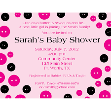 photo baby shower invitations how to image