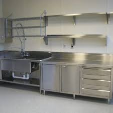 Wall Hung Kitchen Cabinets Adorable Kitchen Design With Grey Wood Kitchen Cabinet And Yellow