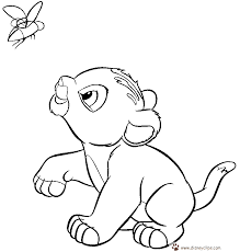 lion king 2 coloring pages coloring site 3392