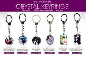 crystal key rings images New amazing sublimation crystal keyrings from microtec jpg