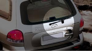 hyundai santa fe rear wiper arm oem genuine parts rear window glass wiper arm for hyundai 2002