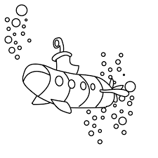 fresh submarine coloring pages coloring 6760 unknown