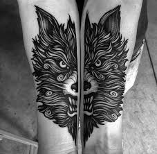 angry wolf arm best design ideas