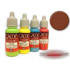 vallejo game color paint terracotta 72 065