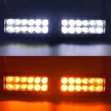 Led Light Color Color Changing Straight Light Bar Vivid Light Bars