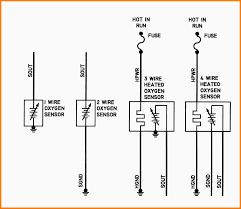 6 oxygen sensor wiring diagram wire diagram