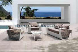 High Quality White Rattan Outdoor Furniture PromotionShop For - Rattan outdoor sofas