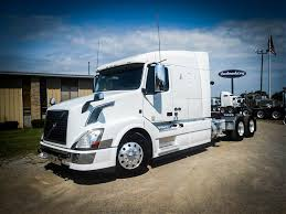 2014 volvo truck tractor used 2014 volvo vnl64t630 tandem axle sleeper for sale in ms 6581