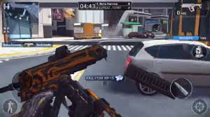 modern combat 5 vosk 4 pro best weapon in the game youtube
