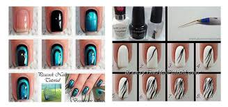 10 easy acrylic nail art tutorials for beginners u0026 learners 2014