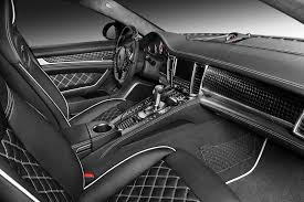 black porsche panamera interior porsche panamera topcar stingray u2013 black art group