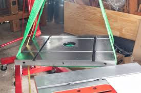laguna router table extension the love of wood slinging the wingings and mounting the routings