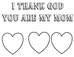 coloring pages mothers day flowers mothers day flower coloring pages mum page i thanks god you are my