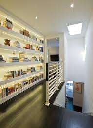 Bookcases With Lights 28 Creative Open Shelving Ideas Freshome Com