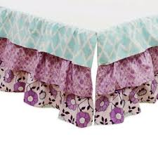 Baby Crib Bed Skirt Buy Baby Crib Bed Skirts From Bed Bath Beyond