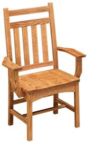 Amish Dining Room Chairs Amish Made Chairs