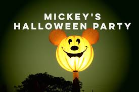 mickey u0027s halloween party disneyland 2015 youtube