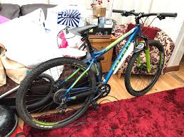 hellcat bicycle used carrera hellcat limited edition 29er in ws3 walsall for