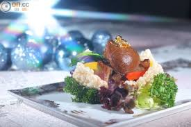 cr駑aill鑽e de cuisine 破格中式聖誕餐 東網即時