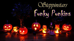 halloween kids fun pumpkins funky punkins steppinstars