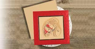 fancy indian wedding invitations wedding cards indian wedding invitations 123weddingcards