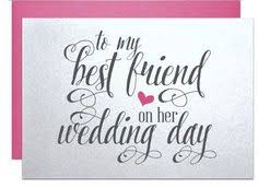 best friend wedding gift wedding gift card for best friend wedding bridal by picmatcards
