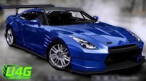 Nissan Gtr 2005 - nissan gtr r35 bensopra need for speed most wanted 2005 mod