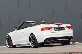 audi s5 convertible white official glacier white metallic audi s5 cabriolet by senner