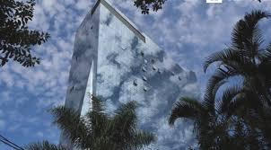 bureau architecte qu饕ec un immeuble invisible par un bureau d architecte écologique au