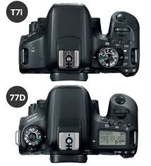 canon t7i vs 77d which should you buy u2013 light and matter