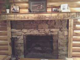 cool cabin fireplace cool cabin fireplace pictures design ideas wonderful