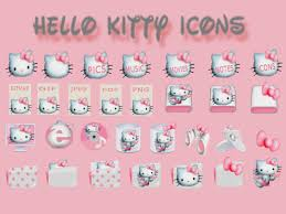 kitty icons lillysim deviantart