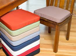 Seat Cushions Dining Room Chairs Chair Seat Cushions For Dining Room Chairs Fascinate Colorful