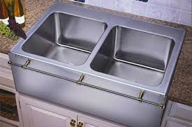 drop in farmhouse kitchen sink just mfg stainless steel equal double bowl apron front drop in