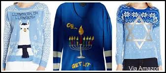 hanukkah clothes hanukkah sweaters and vests for men and women