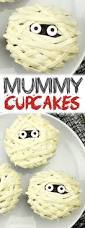Halloween Mummy Cakes 15 Super Cute Halloween Treats To Make For Kids And Adults Easy