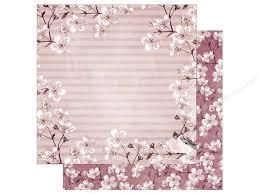 bo bunny 12 x 12 in paper secret garden wreath 25 sheets