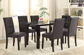 7pc dining table set f2370 f1593 u2013 online furniture broker