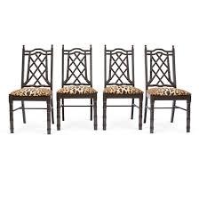 Leopard Armchair Furniture Helen Davis Interior Design