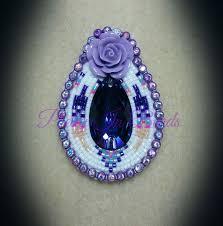Crystal Chandelier Earrings Beadfeast 1250 Best Beaded Earrings Images On Pinterest Bead Earrings