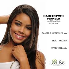 Hair Loss Cure For Women Hair Growth Vitamins Supplements Lilibe Health