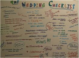 ultimate wedding planner wedding checklist
