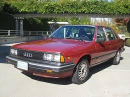audi 5000 for sale 1983 audi 5000 turbo german cars for sale