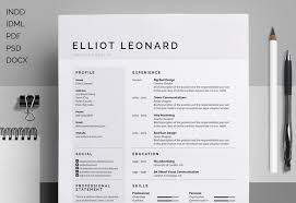 Resume Text The Best Cv U0026 Resume Templates 50 Examples Design Shack