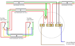 Three Way Light Switch Wiring Diagram Wiring Diagram Double Two Way Light Switch Wiring Diagram And
