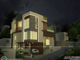 Kerala Home Design Kottayam Modern Style Home Design At 2 5 Cents Kerala Home Design And
