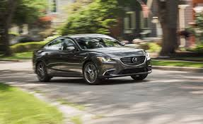 mazda m6 2017 mazda 6 in depth model review car and driver