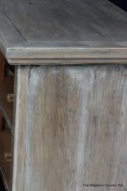create a rustic look with wood stain 03 by the weekend country